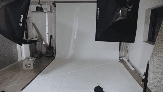 הסטודיו לצילום של שטיינר מדיה פרסום בדיגיטל