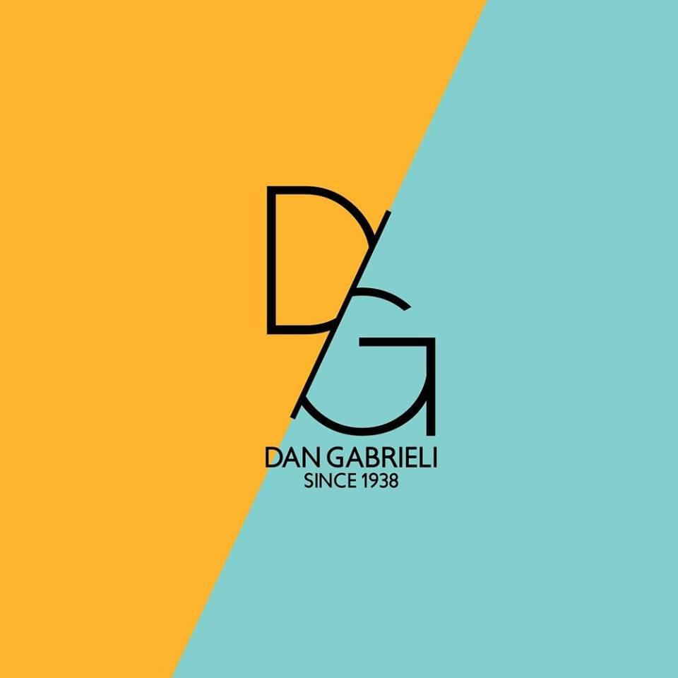 לוגו דן גבריאלי חנות בגדים לקוח של שטיינר מדיה פרסום בדיגיטל
