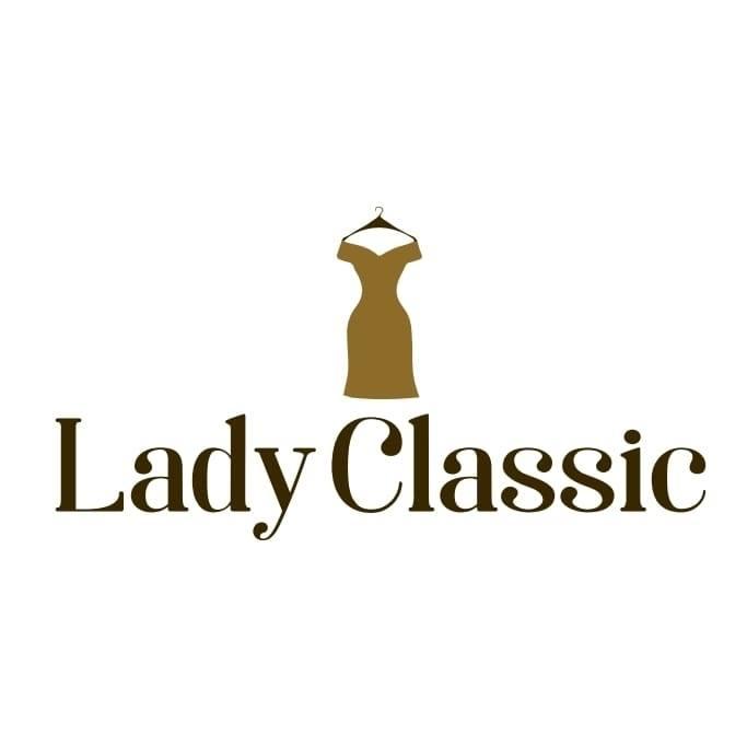 לוגו ליידי קלאסיק חנות שמלות ערב לקוח של שטיינר מדיה פרסום בדיגיטל